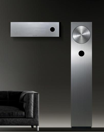 ▲초프리미엄 'LG 시그니처(LG SIGNATURE) 에어컨'. 온도를 조절하는 냉방과 난방, 습도를 관리하는 가습과 제습, 실내공기를 깨끗하게 해주는 공기청정까지 모든 공기관리 기능을 갖췄다. (사진제공=LG전자)