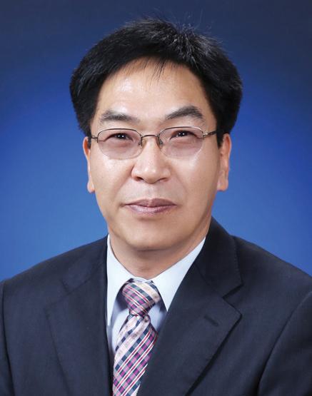 ▲한양대학교 약학대학 최한곤 교수(부채표 가송재단)