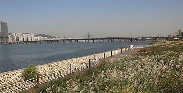 ▲잠실한강공원. (연합뉴스)