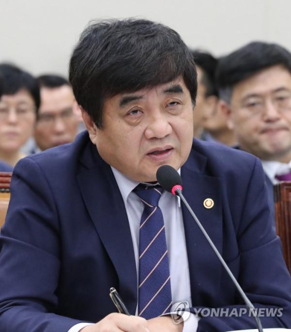 ▲한상혁 방통위원장(연합뉴스)