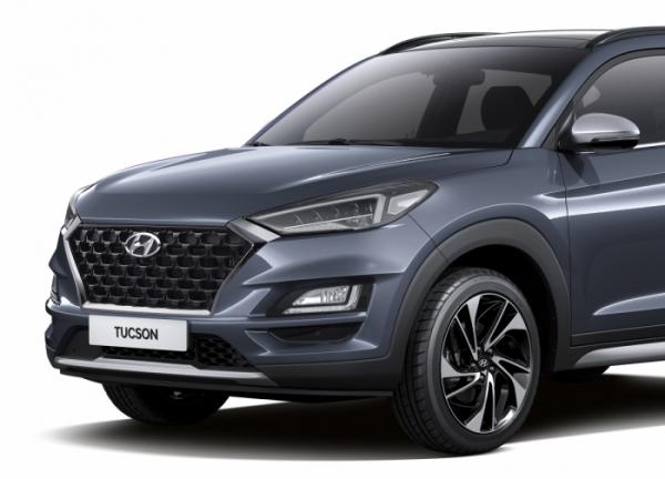 ▲현대차가 가솔린 모델의 엔트리 트림을 신설하고 고객 선호 사양을 확대 적용한 '2020 투싼'을 출시했다. (사진제공=현대차)