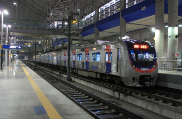 ▲코레일 전동열차. (사진제공=코레일)