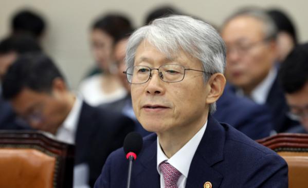 ▲최기영 과학기술정보통신부 장관  (연합뉴스)