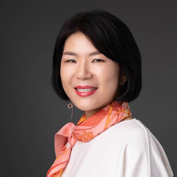 ▲배수정 한국암웨이 신임 대표