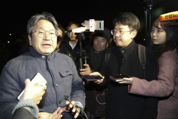 ▲강기정 청와대 정무수석 (연합뉴스)