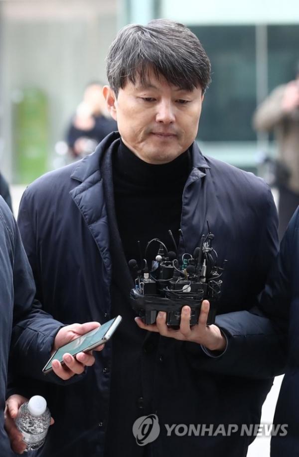 ▲유재수 전 부시장 (연합뉴스)
