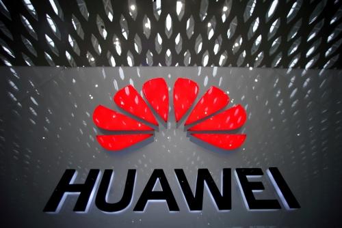 ▲중국 통신장비업체 화웨이테크놀로지. 로이터연합뉴스