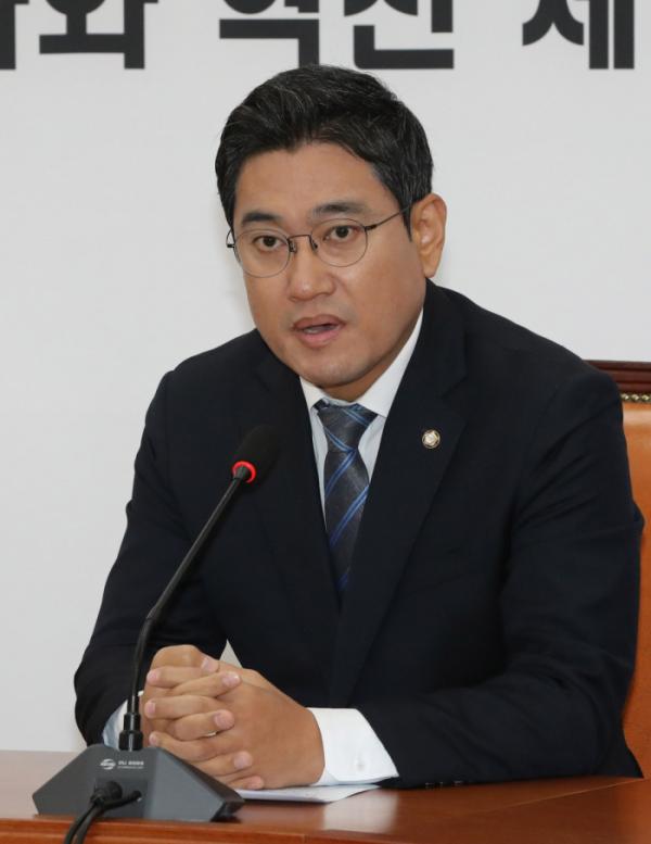▲오신환 미래통합당 의원. (연합뉴스)