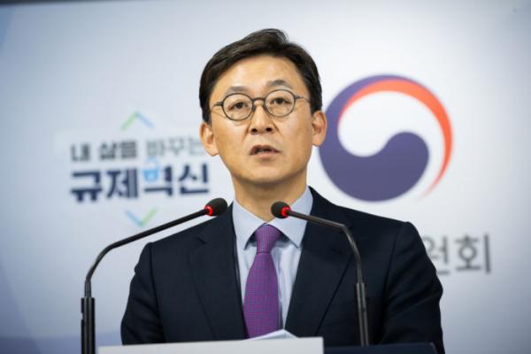 ▲권대영 금융위 금융혁신기획단장 (사진 제공=금융위원회)