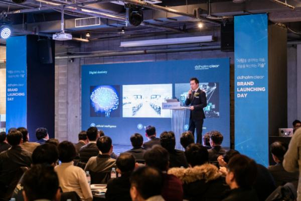 ▲㈜DDH는 서울대학교치과병원의 임상 데이터를 기반으로 인공지능(AI)를 활용해 더욱 정확한 교정 진단이 가능한 '디디하임 클리어(DDHaim clear)'를 런칭했다. (㈜DDH)