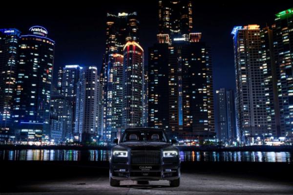 ▲블랙 배지 컬리넌(Black Badge Cullinan). 판매가격은 5억3900만 원이다.  (사진제공=롤스로이스)