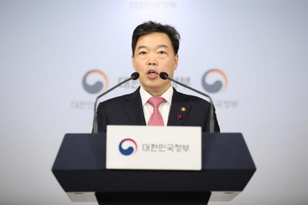 ▲문재인 정부 마지막 검찰총장으로 지명된 김오수 후보자. (뉴시스)