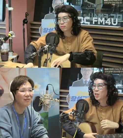 (출처=MBC FM4U '굿모닝FM 장성규입니다' 캡처)