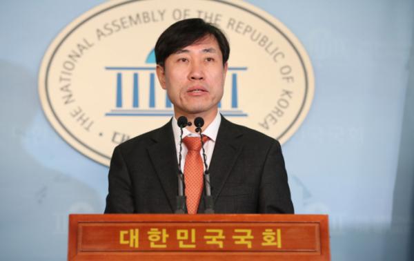 ▲하태경 미래통합당 의원 (연합뉴스)