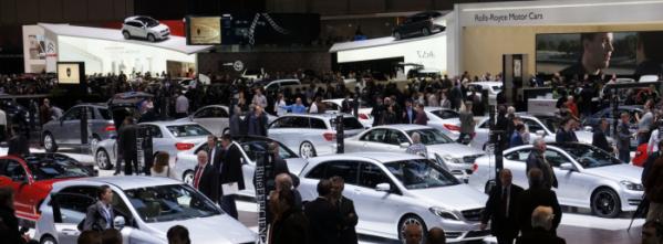 ▲영원한 중립국 스위스에서 열리는 제네바 모터쇼는 기득권과 텃새를 배제한 채 공정한 경쟁이 이뤄지는 이벤트다.  (출처=뉴스프레스UK)