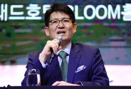 ▲강성부 KCGI 대표.  (연합뉴스)