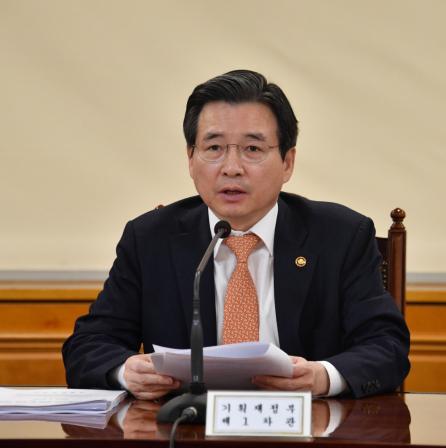 ▲김용범 기획재정부 1차관. (사진제공=기획재정부)
