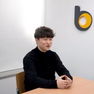 ▲'홈쇼핑모아'를 운영하는 김성국 버즈니 대표  (사진제공 버즈니)