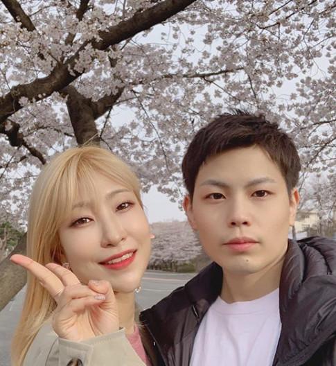 ▲이세영이 남자친구와 데이트 현장을 공개했다.  (출처=이세영SNS)