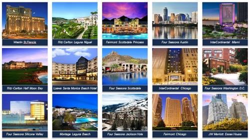 ▲미래에셋자산운용이 인수하기로 했던 미국 호텔 15곳(사진=연합뉴스)