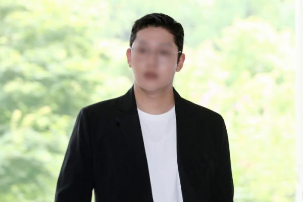 ▲故 구하라를 폭행하고 불법 촬영한 혐의로 재판에 넘겨진 전 남자친구 최종범 씨.  (뉴시스)