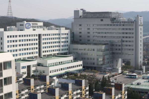 ▲의정부성모병원 (연합뉴스)