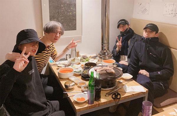(출처=세븐틴 민규 인스타그램)