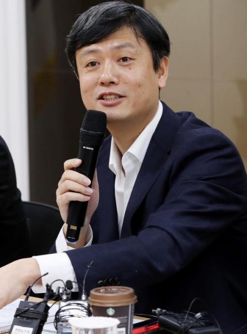 ▲장병규 크래프톤 이사회 의장.  (연합뉴스)