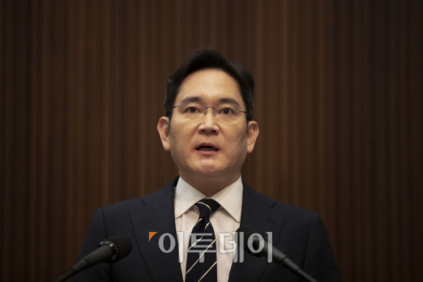 ▲이재용 삼성전자 부회장 (이투데이DB)