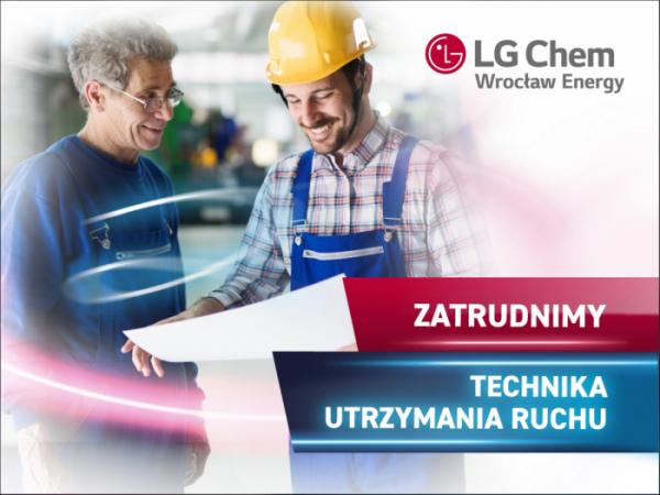 ▲LG화학 폴란드 배터리 공장에서 SNS에 올린 유지관리 기술자 채용 공고. (출처=LG화학 폴란드 법인 페이스북)