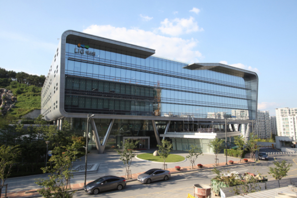 ▲LIG넥스원 판교 R&D 센터 (사진제공=LIG넥스월)
