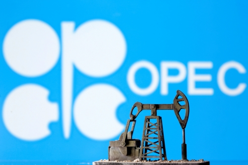 ▲석유수출국기구(OPEC) 로고. 로이터연합뉴스