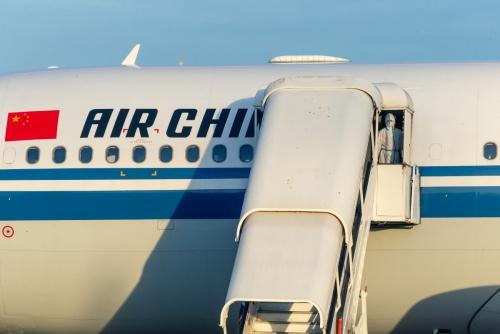 ▲중국 국유 항공사인 에어차이나(중국국제항공)가 30일부터 매주 금요일 인천발 베이징 직항편(CA124)을 운항한다.  (연합뉴스)