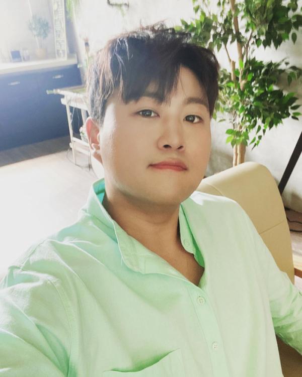 ▲김호중 전 여친  (출처=김호중 인스타그램)