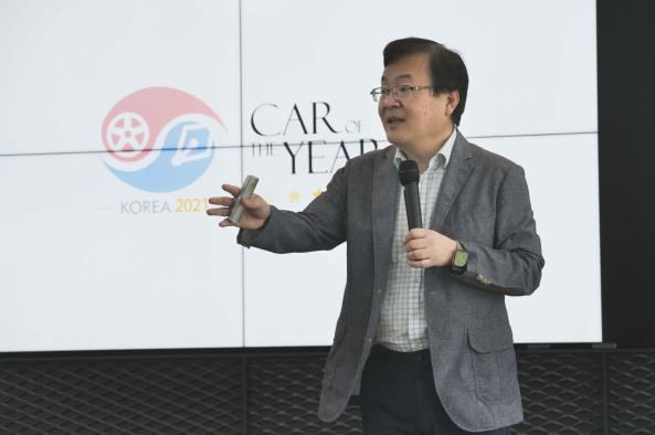▲이보성 현대차그룹 글로벌경영연구소장  (사진제공=한국자동차기자협회)