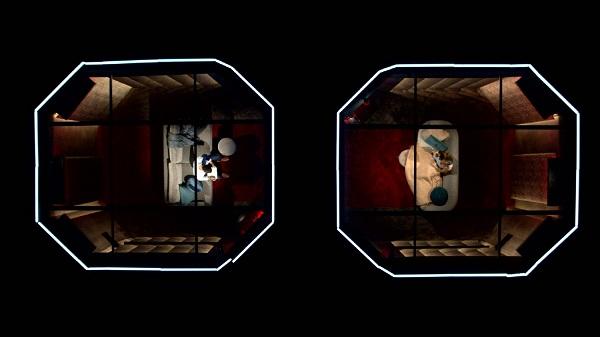 ▲'연애실험: 블라인드 러브'에 출연한 남녀들은 서로의 얼굴을 보지 못한 채 서로를 알아간다 (출처=넷플릭스 유튜브 캡처)