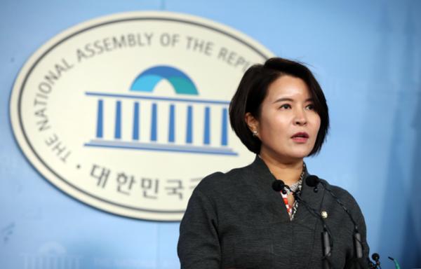 ▲허윤정 더불어민주당 대변인 (연합뉴스)