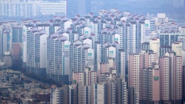 ▲서울 마포구 일대 아파트 밀집 지역.(기사 내용과 무관) (사진 제공=연합뉴스)