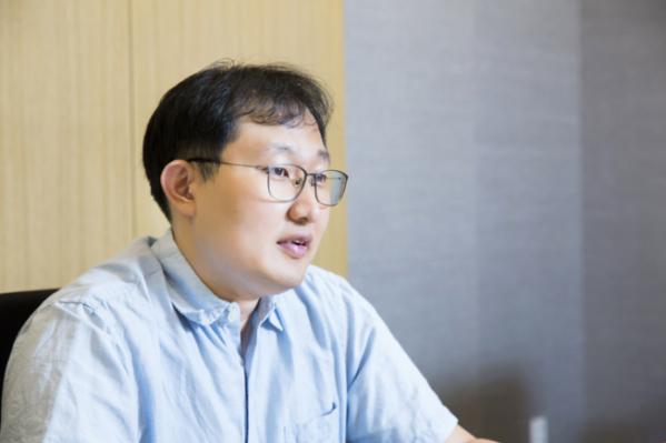 ▲효성화학 POK사업단 TS팀 조동현 과장 (사진제공=효성)