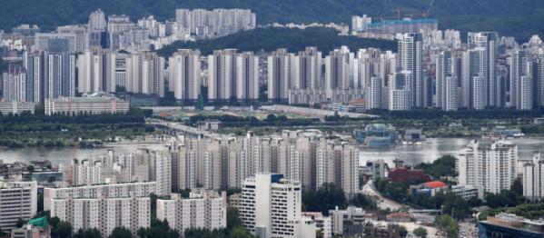 ▲서울 한강변 아파트 단지. (연합뉴스)