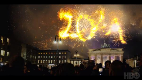 ▲'이어즈&이어즈'는 브렉시트 후 2019년부터 2034년까지 영국의 한 가족 이야기를 담은 드라마다.  (출처=HBO 유튜브 캡처)