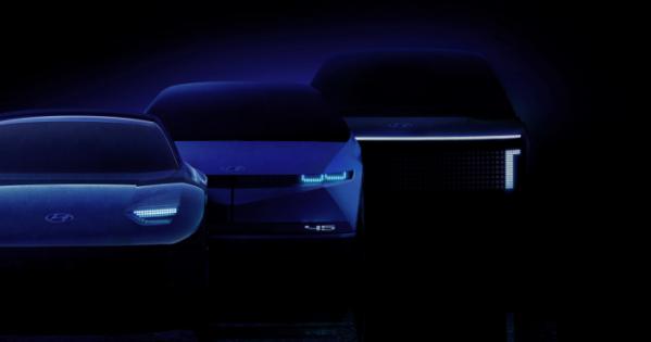 ▲전기차 전용 브랜드 출범과 함께 2024년까지 총 3가지 신차를 내놓는다는 계획이다.  (사진제공=현대차)