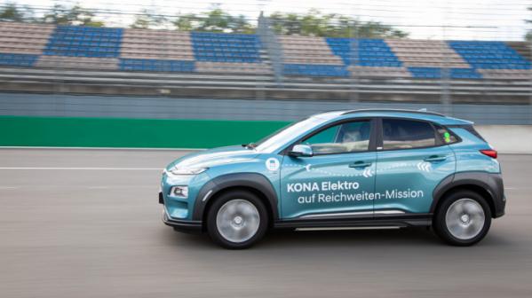 ▲코나 일렉트릭은 유럽에서 가장 많이 팔리는 현대차의 전기차다.  (사진제공=현대차)