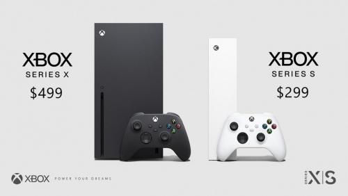 ▲마이크로소프트(MS)가 10일 출시할 차세대 콘솔 엑스박스(Xbox) 시리즈X.   (사진출처=엑스박스 공식 트위터)