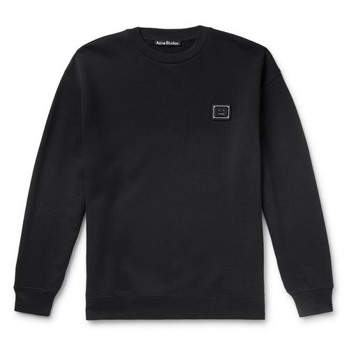 ▲아크네 스튜디오 메탈 로고 포바 스웨트 셔츠 (사진제공=머스트잇)