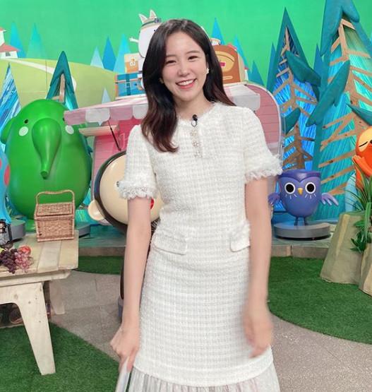 ▲'SBS 퇴사' 장예원 (출처=장예원SNS)