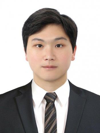 ▲최태원 SK 회장의 장남 최인근 씨. (사진제공=SK그룹)