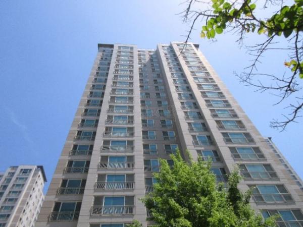 ▲경기 김포시 구래동 한가람마을 우미린아파트. (사진=지지옥션)