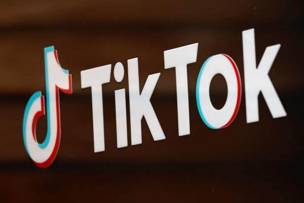 ▲틱톡 로고가 캘리포니아주 컬버시에 있는 틱톡 미국 본사 밖에 표시돼 있다. 컬버/로이터연합뉴스