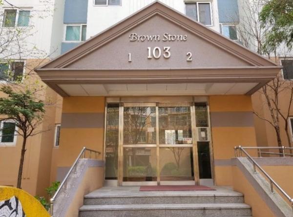 ▲서울 은평구 구산동 159-10 브라운스톤 구산아파트. (사진 제공=지지옥션)